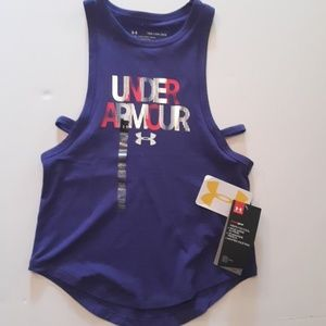 Under Armour Shirts & Tops - NWT Under Armour XS Tank